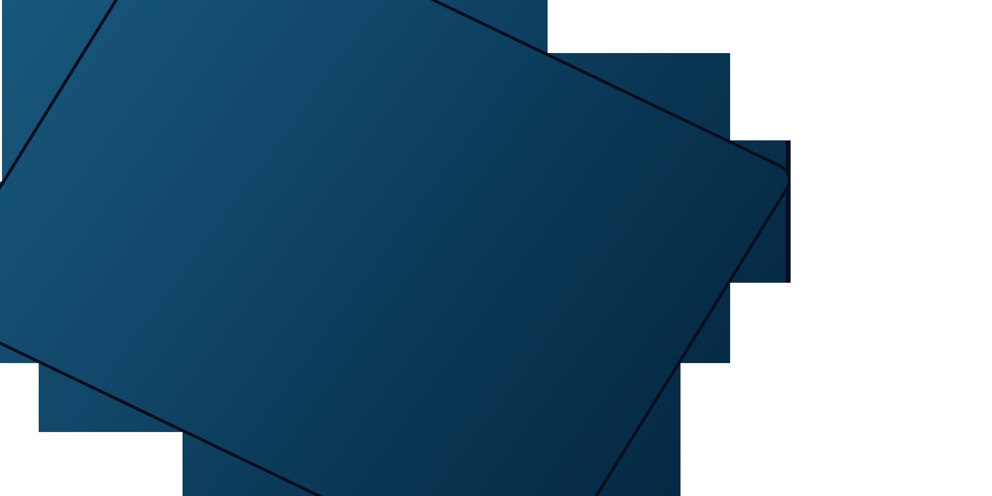 синий квадрат-подложка