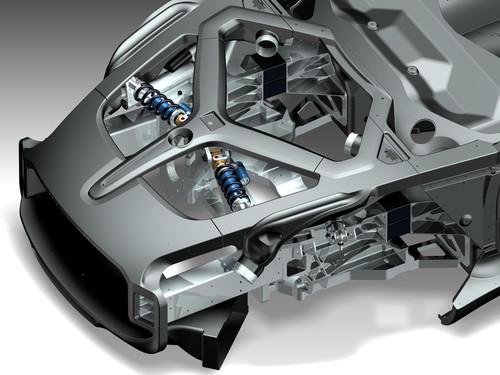 Разработка шасси автомобиля