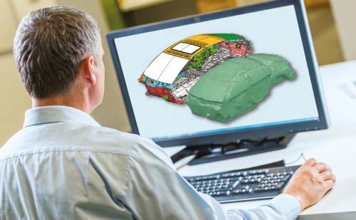 Акустический анализ внутреннего пространства автомобиля